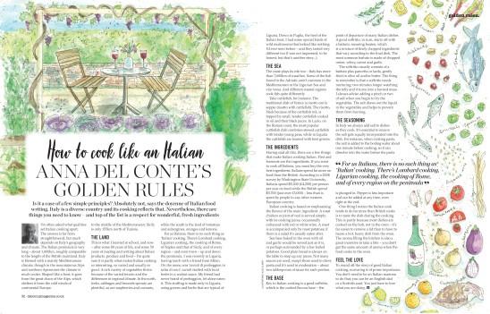 italian garden page insta
