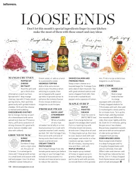 loose ends sumac